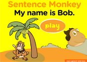 Self-introduction Sentences : What's your name?