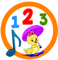 Numbers Song: One Little Duckling