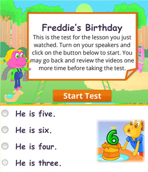 birthday test