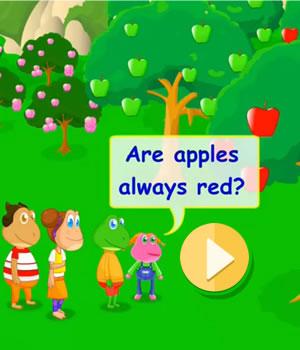 colors video lesson