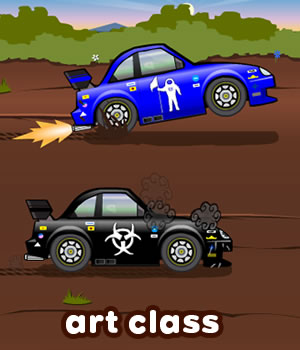 art-class game