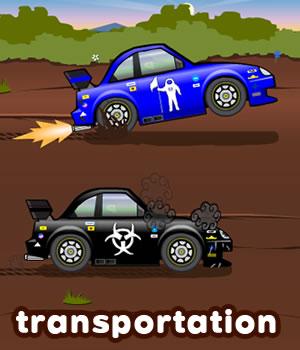 transportation game