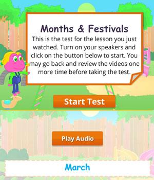 months-festivals test