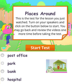 places test