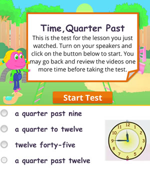 time-quarter-past test