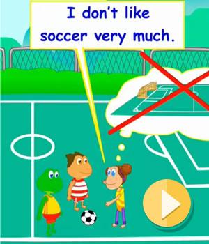 sports video lesson