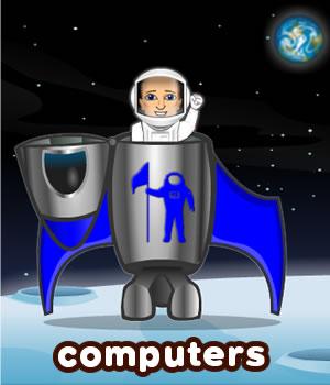 computer-parts game