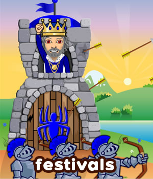 festivals-holidays game