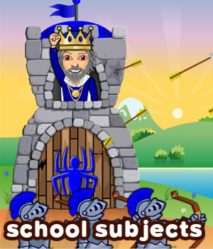 school-subjects game