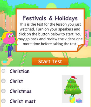 festivals-holidays test