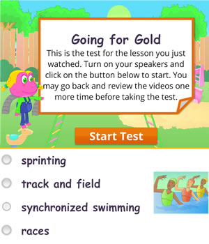 going-gold test