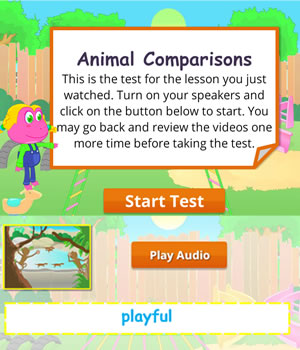 animal-comparisons test