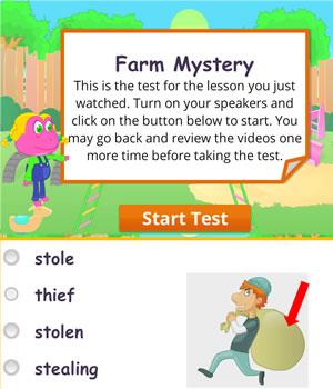 farm-mystery test