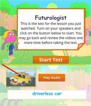 futurologist test
