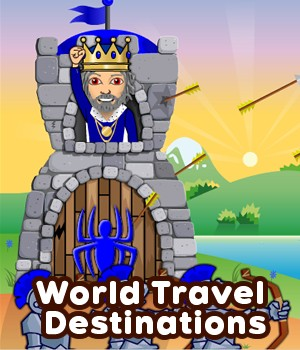 world-travel-destination game
