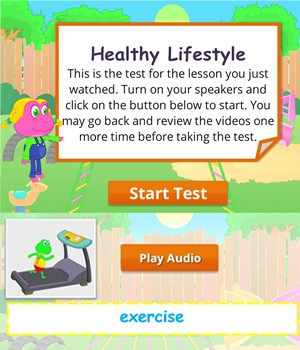 healthy-lifestyle test