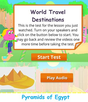 world-travel-destination test