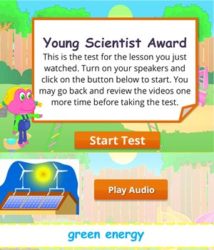 young-scientist test