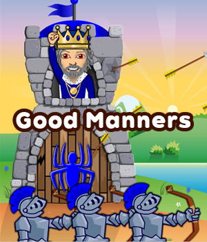 good-manners game