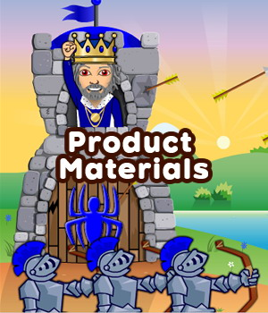 product-materials game