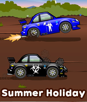 summer-holiday game