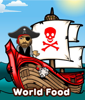 world-food game
