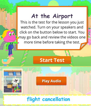 at-airport test