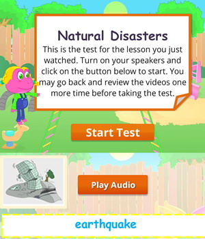 natural-disasters test