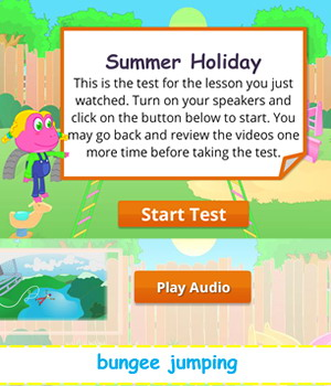 summer-holiday test