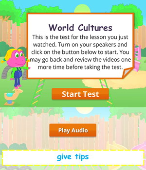 world-cultures test
