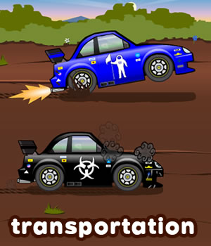 transportation game