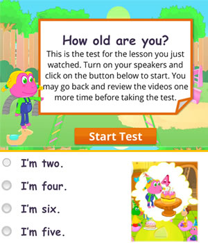 how old you test