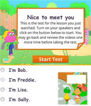 nice meet you test