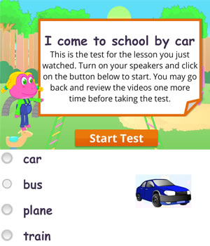 transportation test