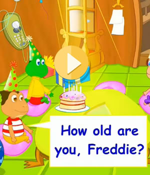 how old are you video lesson