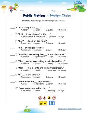 public notices choice