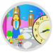 Unit 9 : Telling Time Quarter Past ESL Kids Lesson